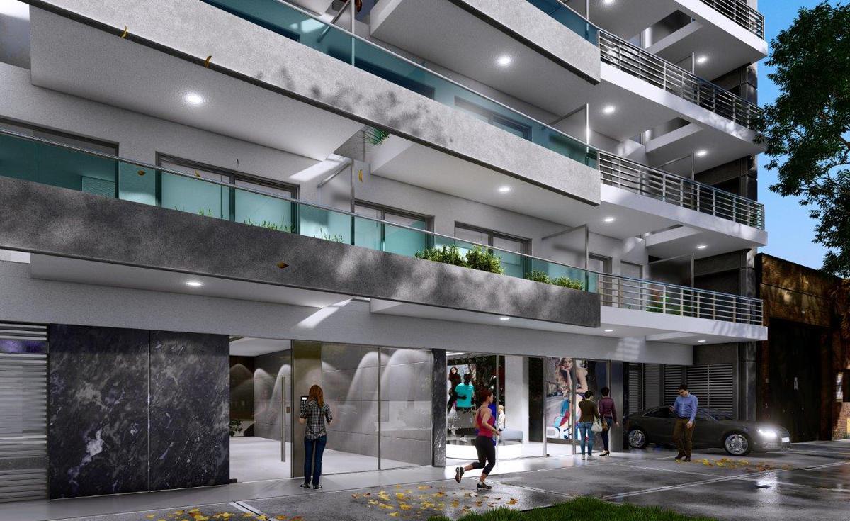 Foto Departamento en Venta |  en  Villa Crespo ,  Capital Federal  Thames 56 - MONOAMBIENTE DIVISIBLE - EN POZO, APTO BLANQUEO - Unidad 605