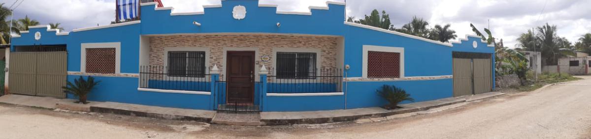 Foto Casa en Venta en  Ejido Bethania,  Campeche  Hermosa y Amplia Casa campestre en Venta en localidad de Bethania en Campeche.