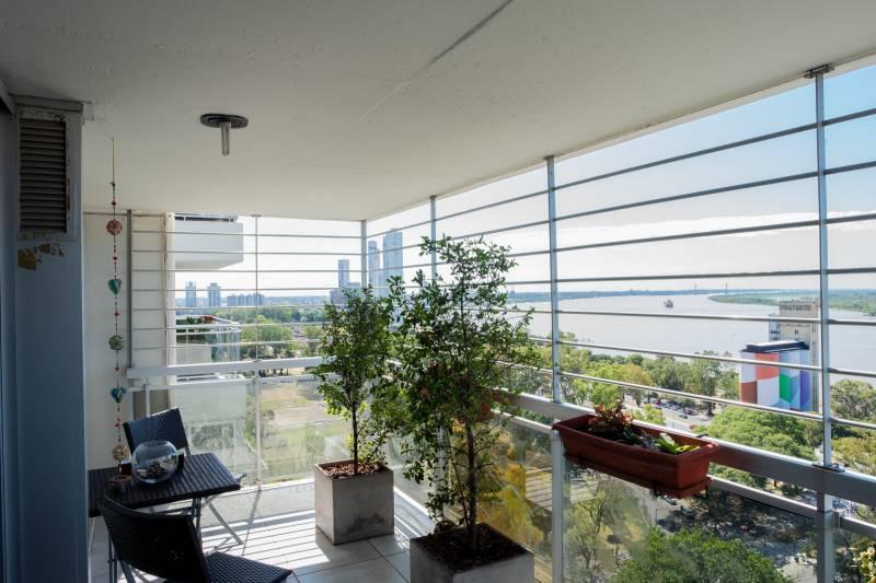 Foto Departamento en Venta en  Centro,  Rosario  Piso Exclusivo 240m2 con Vista Río Increíble Construcción Pellegrinet