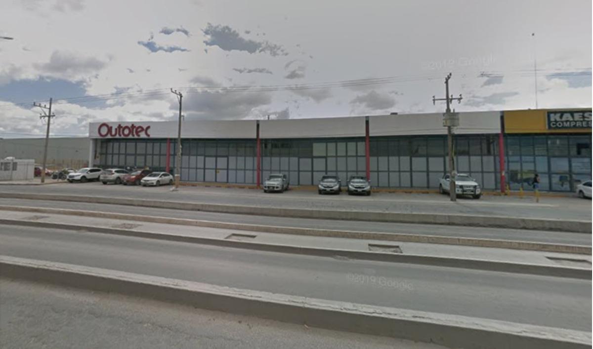 Foto Local en Renta en  Zona Industrial,  San Luis Potosí  EXCELENTE LOCAL COMERCIAL EN AV. INDUSTRIAS