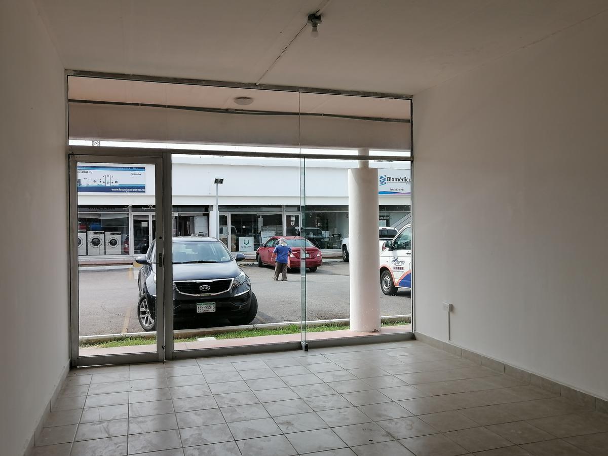 Foto Local en Renta en  Fraccionamiento Itzimna 108,  Mérida                  Local 2  De 33 m2 En Plaza Xtabay Zona Macroplaza