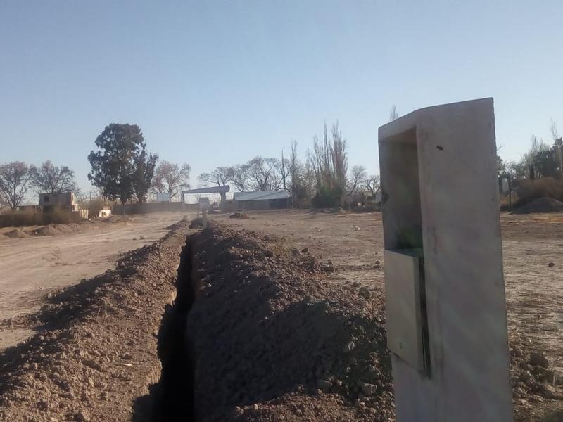 Foto Terreno en Venta en  Santa Lucia,  Santa Lucia  Roque Saenz Peña pasando Balcarce