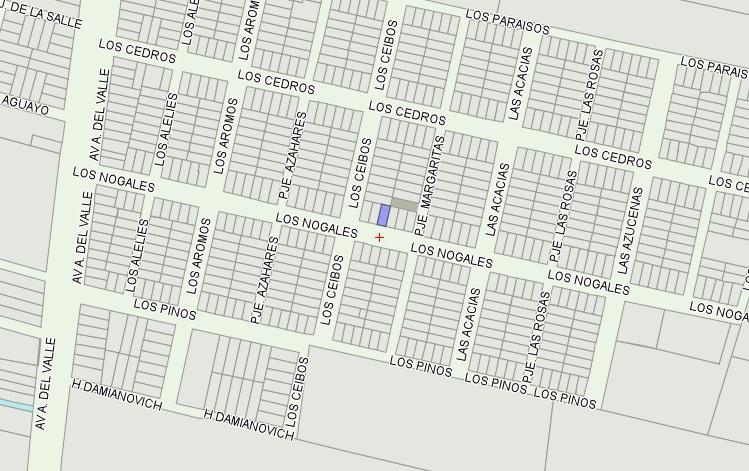 Foto Terreno en Venta en  Altos del Valle,  Santa Fe  Entre medianeras a 200 m. de Aristobulo del Valle (calle Los Nogales)