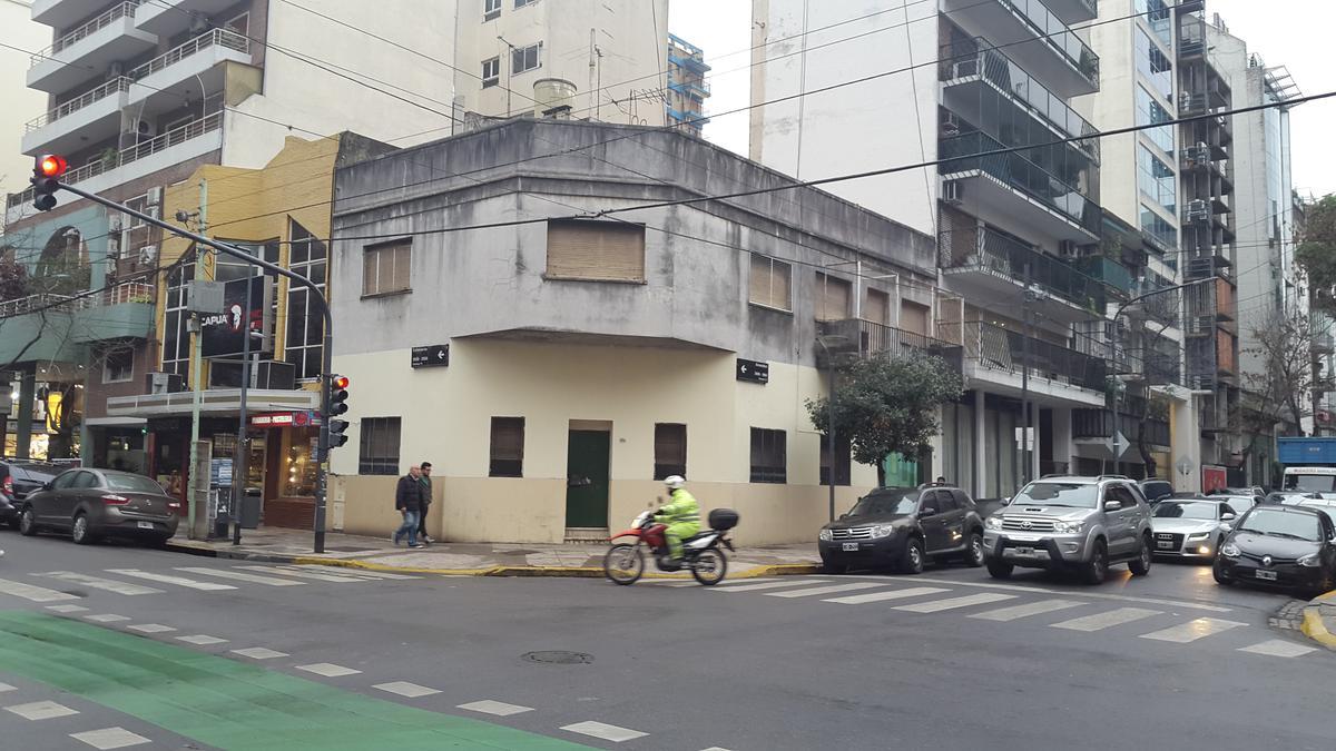 """Foto Terreno en Venta en  Belgrano ,  Capital Federal  Echeverría al 2600 """"Terreno en Venta"""""""