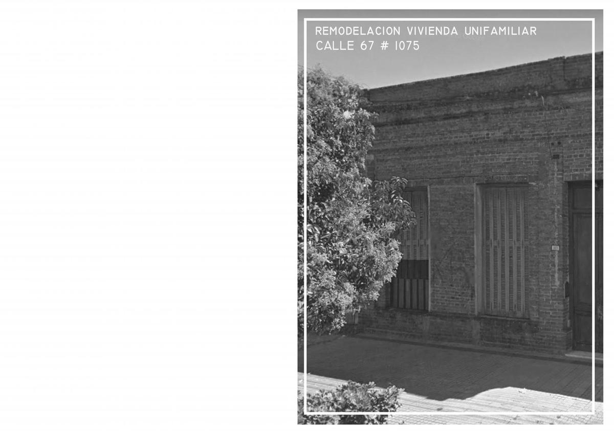 Foto Casa en Venta en  La Plata,  La Plata  17 n  al 1000