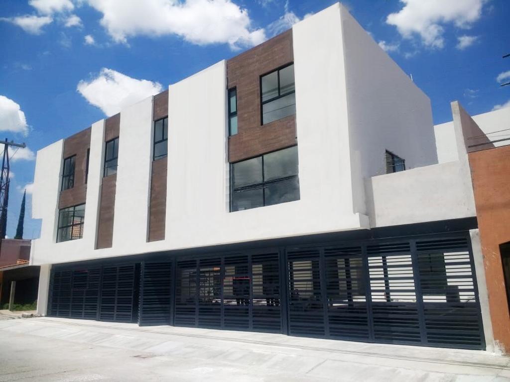 Foto Departamento en Venta en  Tangamanga,  San Luis Potosí  ESTRENA DEPARTAMENTO MUY CERCA  DEL PARQUE TANGAMANGA I