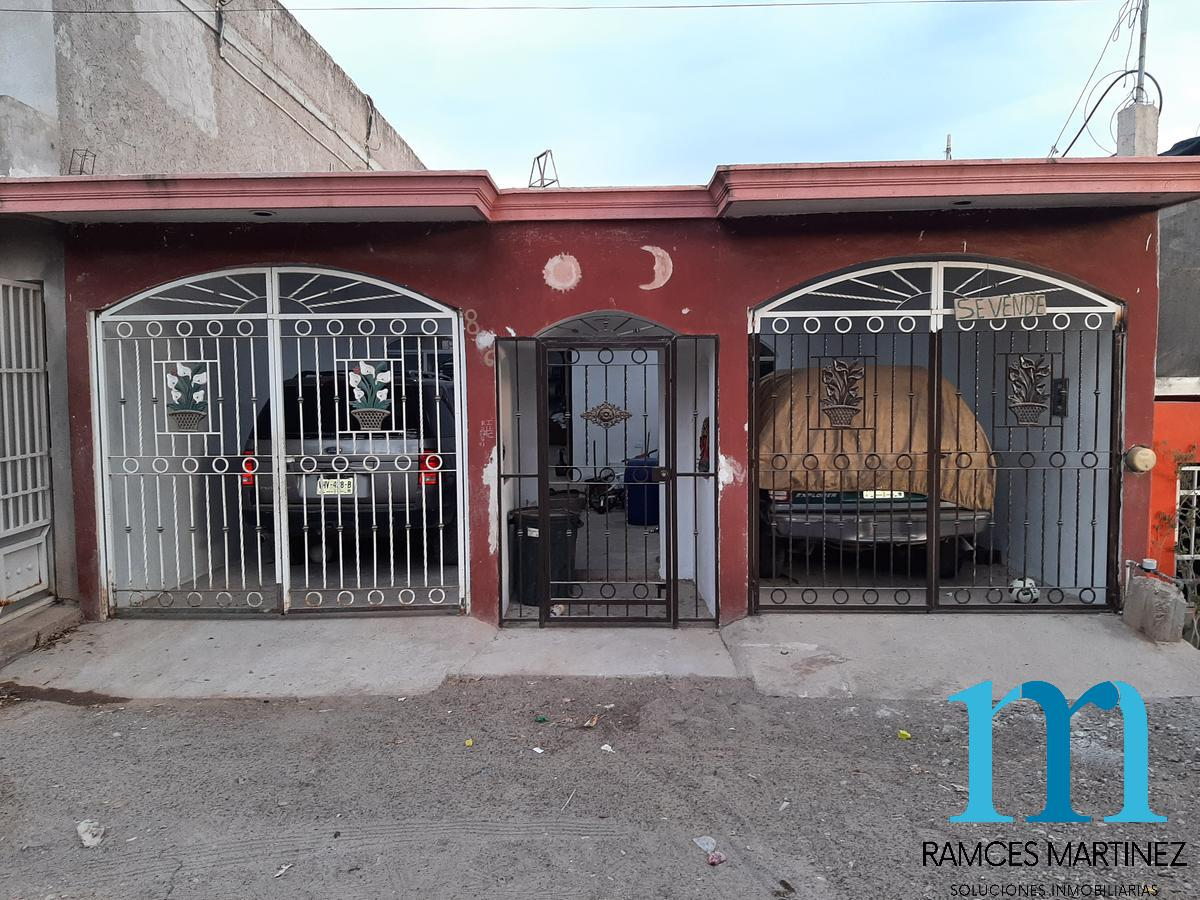 Foto Casa en Venta en  Huizaches,  Culiacán  CASA DE 3 REC EN COL. HUIZACHEZ, LIBRE DE GRAVAMEN