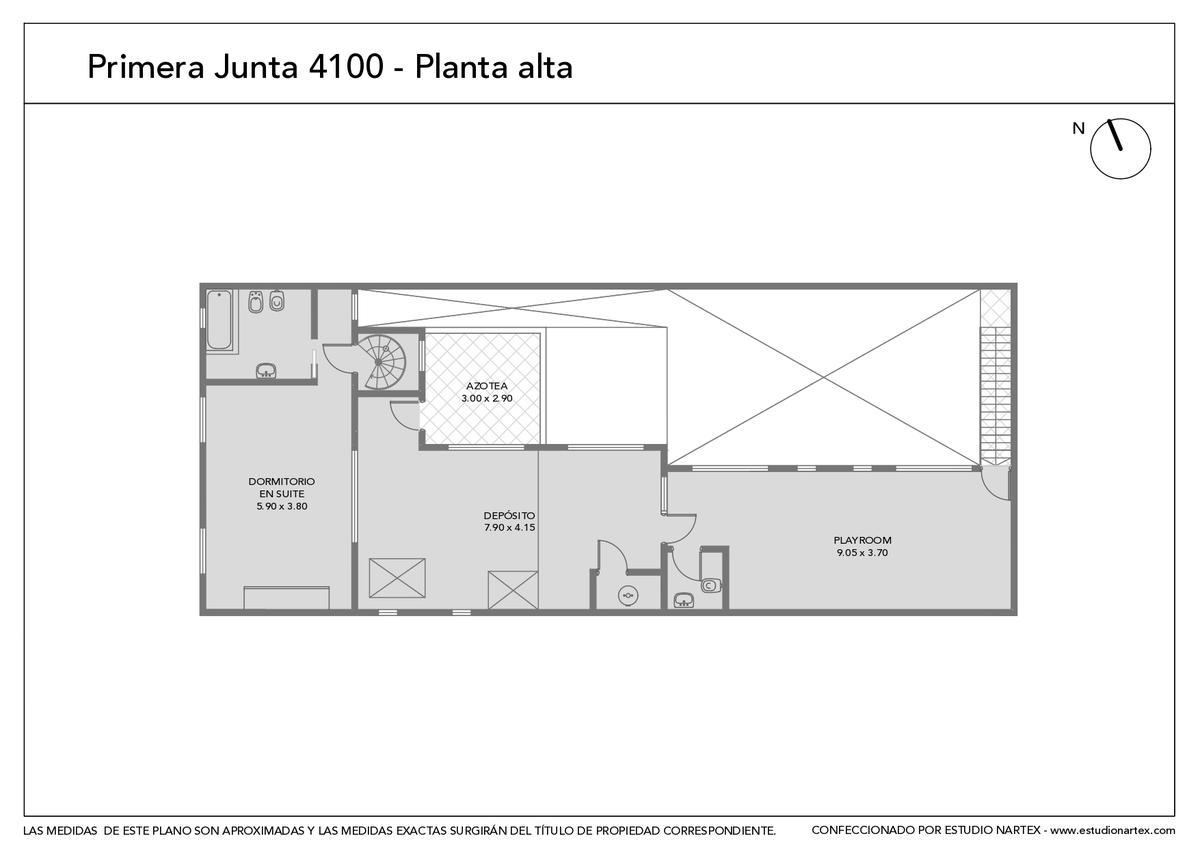 Foto Casa en Venta en  Parque Avellaneda ,  Capital Federal  Primera Junta 4170