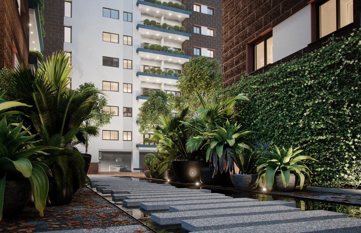 Foto Departamento en Venta en  San Ignacio,  Tegucigalpa  Acogedores apartamentos de 2 hab en Venta  en Acacias San Ignacio, Tegucigalpa