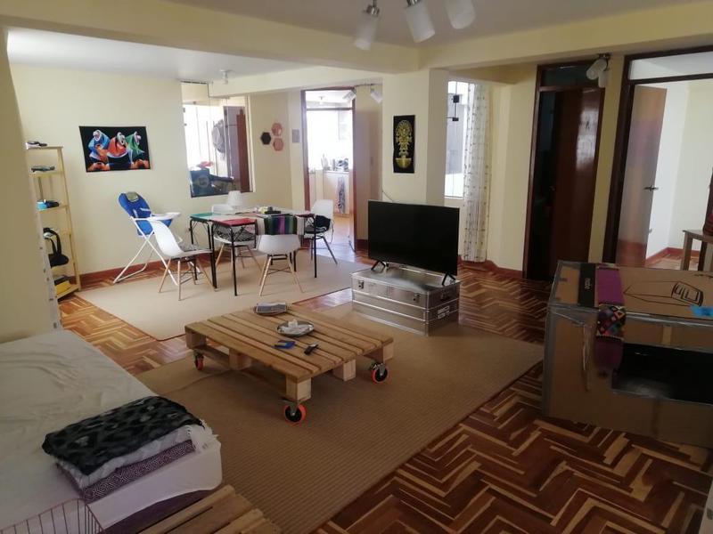 Foto Departamento en Venta en  Puno,  Puno  Jr Independencia, Puno