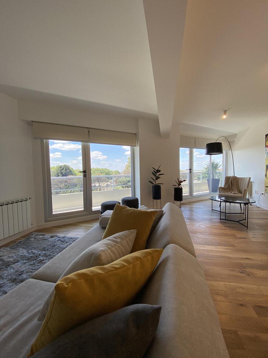Departamento venta 2 o 3 dormitorios piso exclusivo vista franca al rio