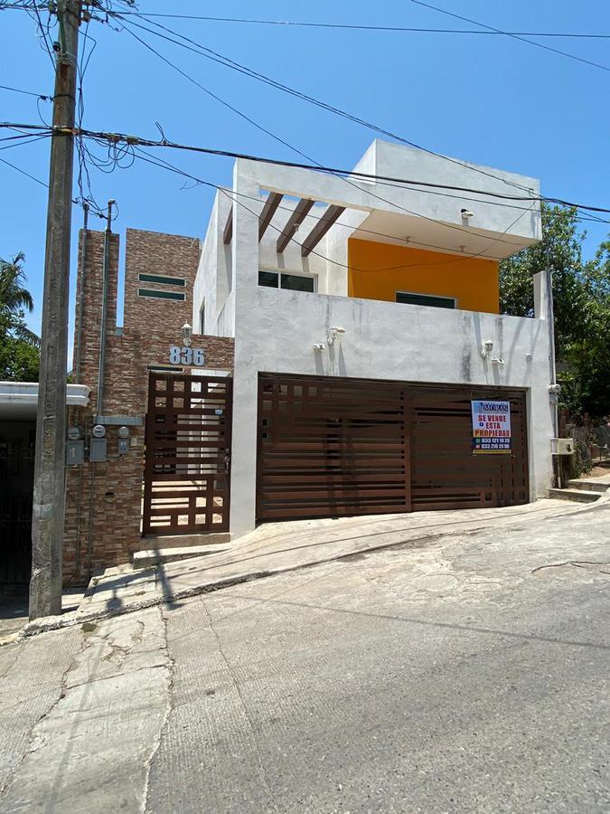 Foto Casa en Venta en  Solidaridad Voluntad y Trabajo,  Tampico  CASA RESIDENCIAL EN VENTA TAMPICO ZONA ALTA