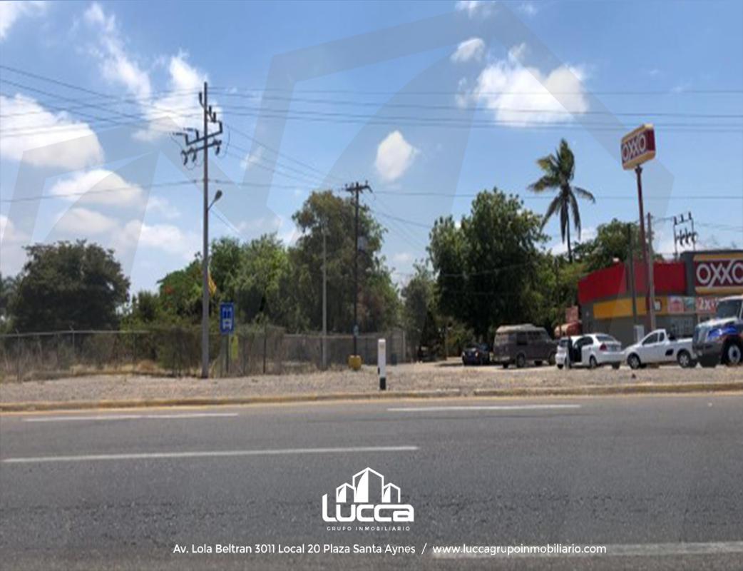 Foto Terreno en Venta en  Culiacán ,  Sinaloa  TERRENO EJIDO  CANAN