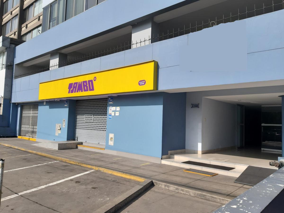 Foto Oficina en Alquiler en  San Isidro,  Lima  Avenida Paseo de la Republica