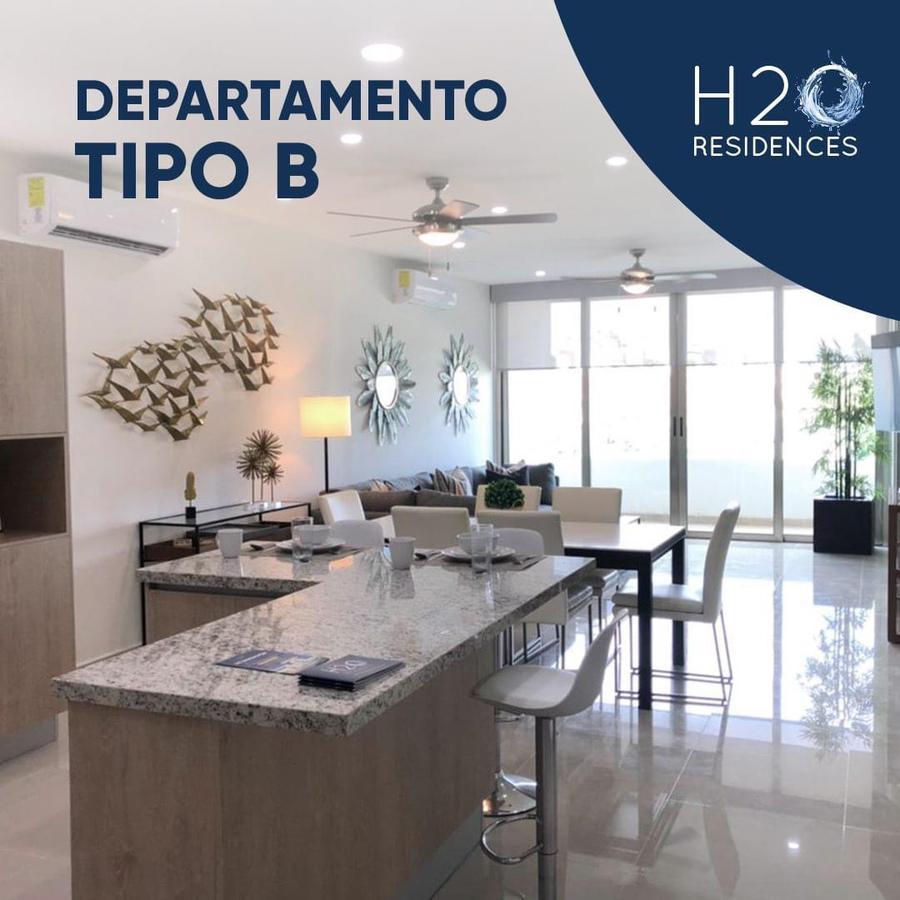 Foto Departamento en Venta en  Aqua,  Cancún  Departamento en VENTA H2O Residences,  PROMOCION!!!!! Residencial Aqua  Cancun