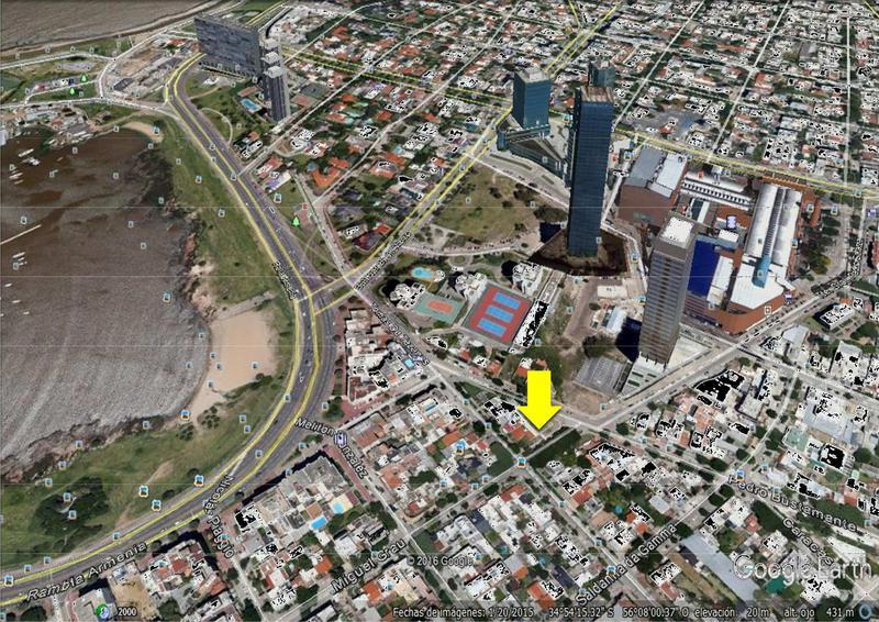 Foto Departamento en Venta en  Pocitos Nuevo ,  Montevideo  AL COSTO, a metros WTC y rambla