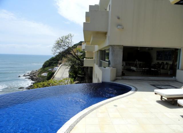Foto Casa en Renta temporal en  Quinta Real,  Acapulco de Juárez  Villa en Real Diamante Acapulco