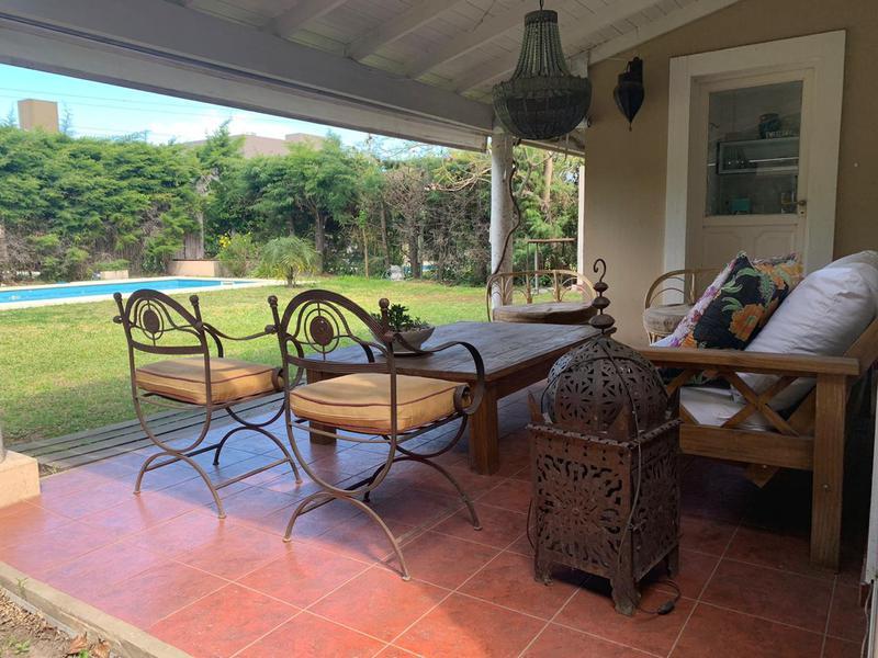 Foto Casa en Venta en  El Jacaranda,  Rincon de Milberg  El Jacarandá al 100