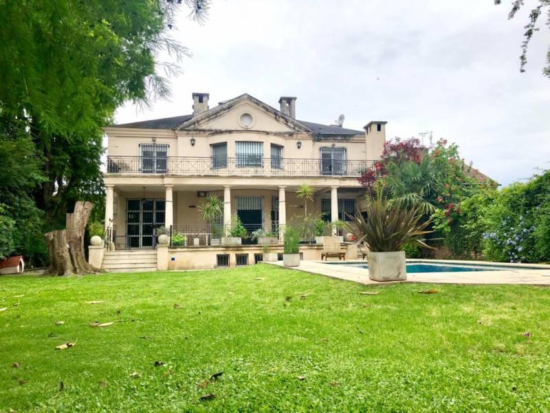 Foto Casa en Alquiler en  Martinez,  San Isidro  Las Heras al 2500