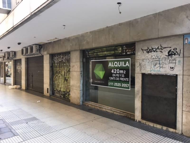 Foto Local en Alquiler | Venta en  Microcentro,  Centro (Capital Federal)  Marcelo T. de Alvear al 500