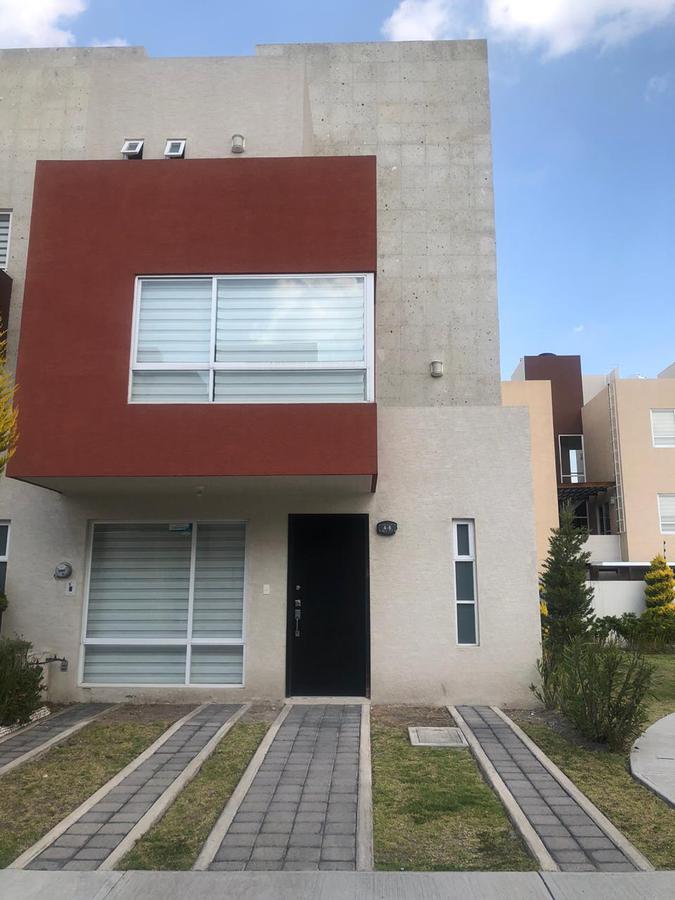 Foto Casa en Renta en  Lerma ,  Edo. de México  CASA EN RENTA VILLAS TOSCANA III