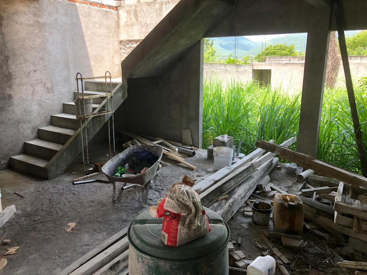 Foto Casa en Venta en  El Rocio,  Yautepec  Casa en Obra Negra en El Rocio, Yautepec