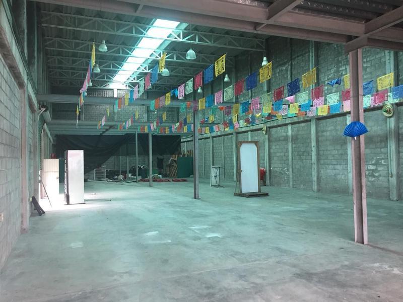Foto Bodega Industrial en Renta en  Pueblo Tulipán,  Cunduacán  BODEGA EN RENTA , CUNDUACAN 200 m2