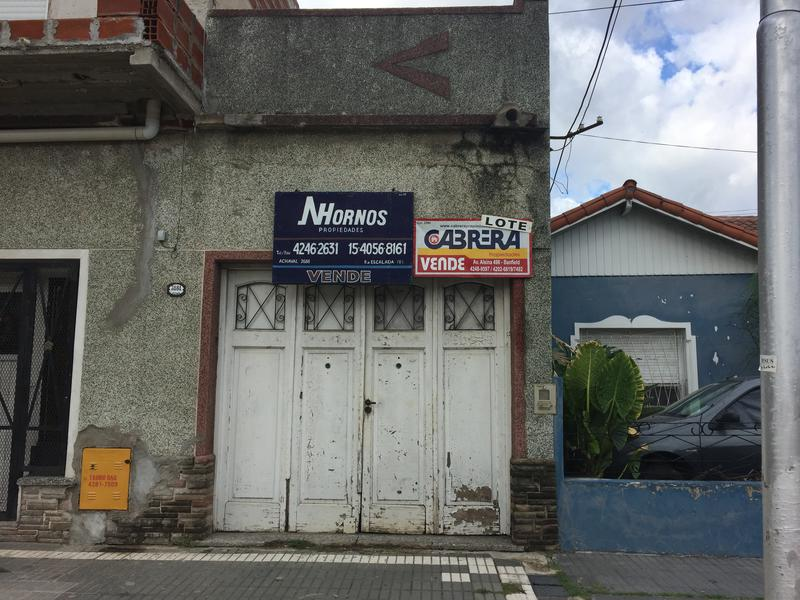 Foto Terreno en Venta en  Remedios De Escalada,  Lanús  ROMA 3181