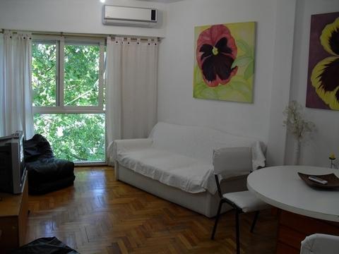 Foto Departamento en Alquiler temporario en  Palermo ,  Capital Federal  HUERGO 200