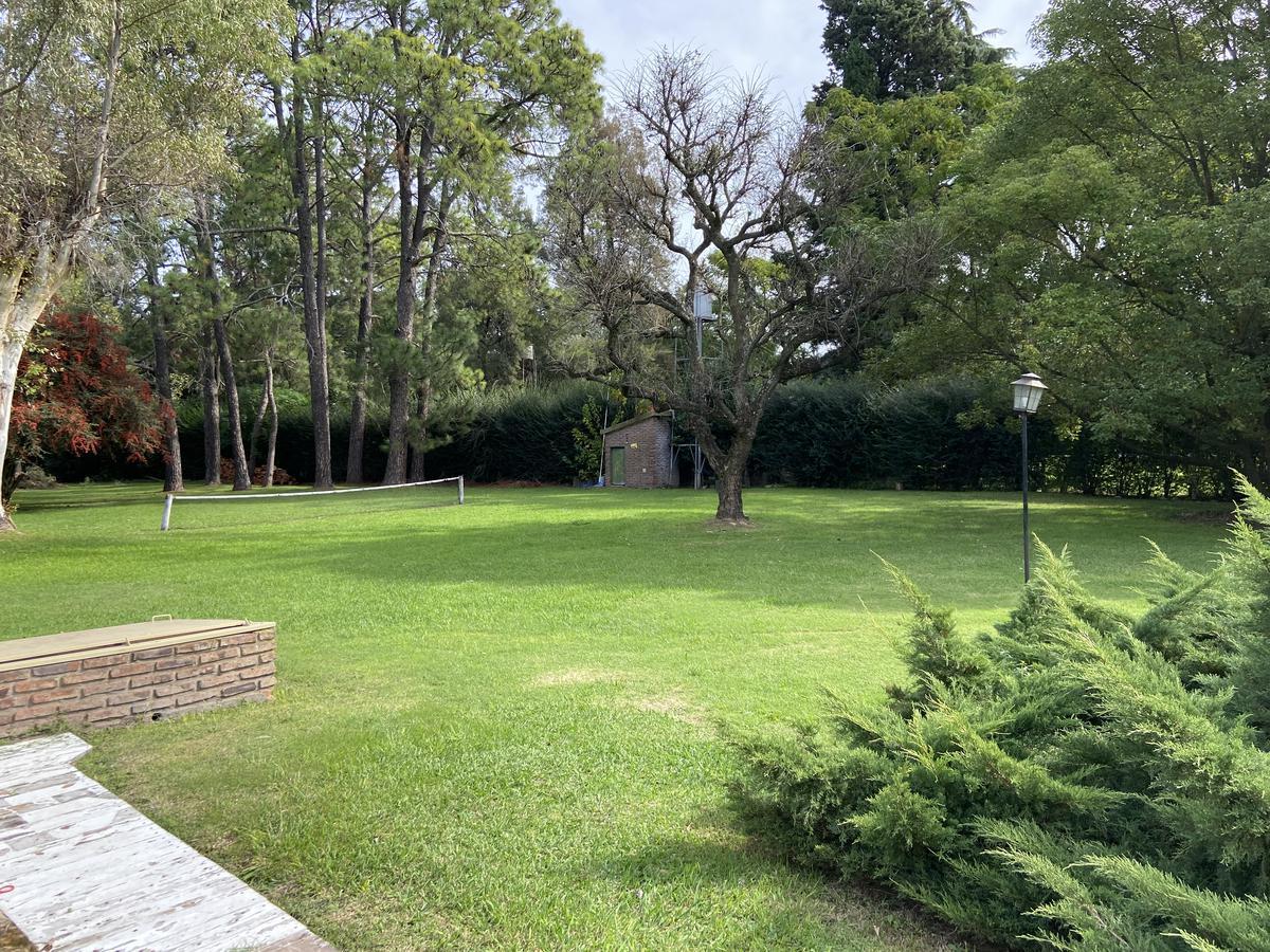 Foto Quinta en Alquiler temporario en  Exaltacion De La Cruz ,  G.B.A. Zona Norte  Casa quinta de 1 hectarea en El Remanso. Capilla del Señor.