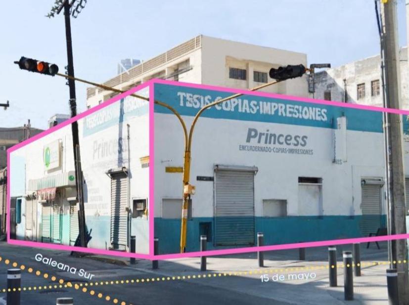 Foto Local en Venta en  Centro,  Monterrey  LOCALES EN VENTA CENTRO DE MONTERREY, NUEVO LEON