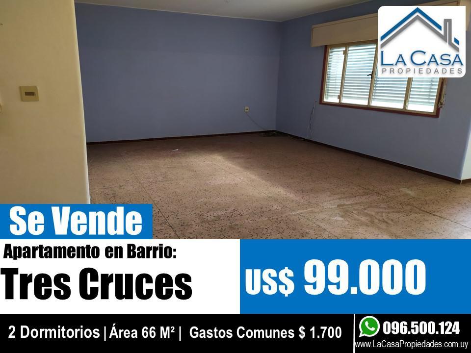 Foto Apartamento en Venta en  Tres Cruces ,  Montevideo  Gral. Pagola al 2200