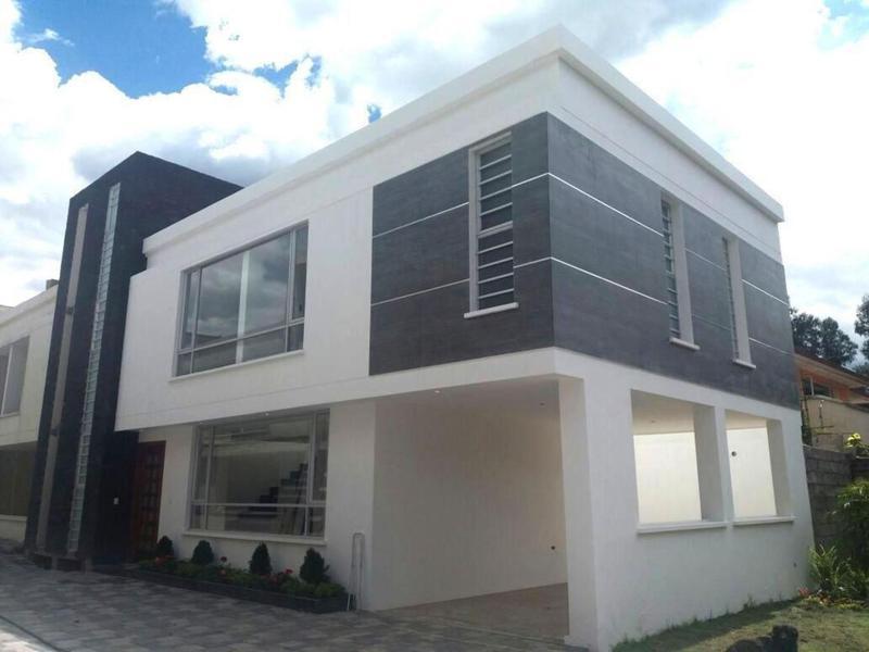 Foto Casa en Venta en  Los Chillos,  Quito  Casa conjunto exclusivo, sector Los planetas