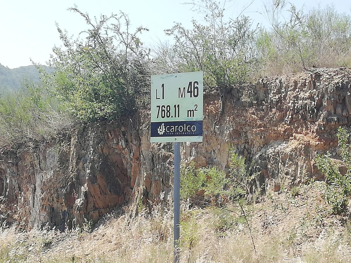 Foto Terreno en Venta en  Caracol,  Monterrey  Carolco - Carretera Nacional