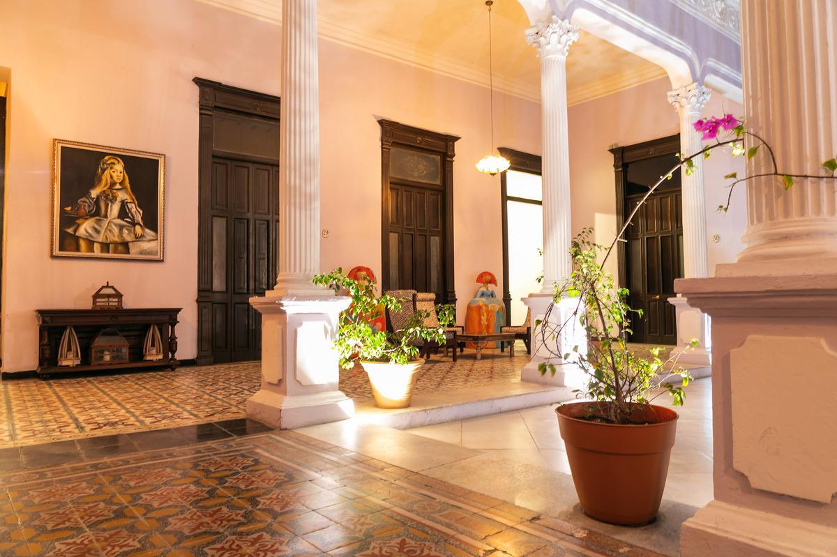 Foto Casa en Venta en  Merida Centro,  Mérida  Lujoso hotel Lavanda, Centro de la ciudad de Mérida