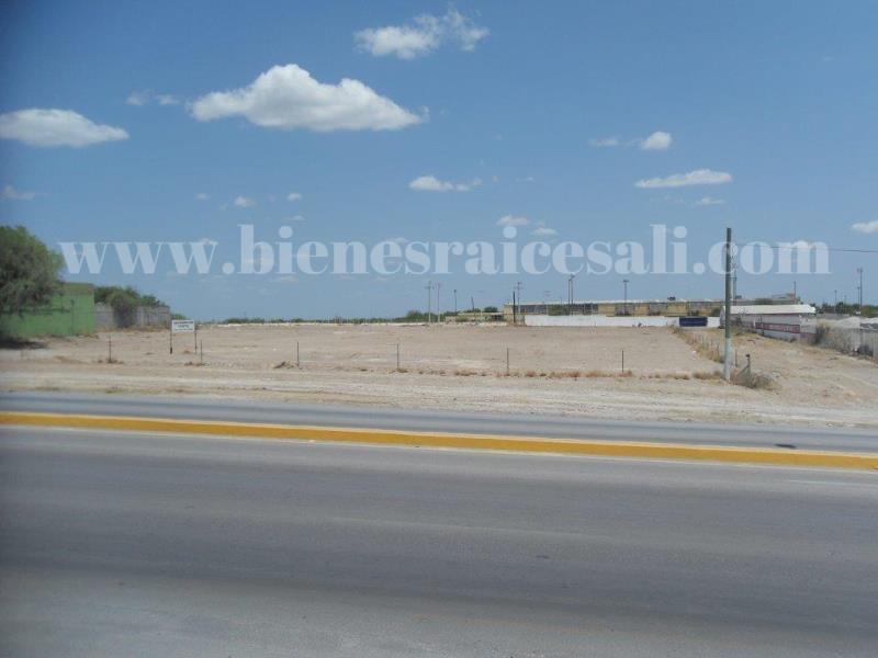 Foto Terreno en Venta en  Piedras Negras ,  Coahuila  Libramiento Manuel Perez Treviño