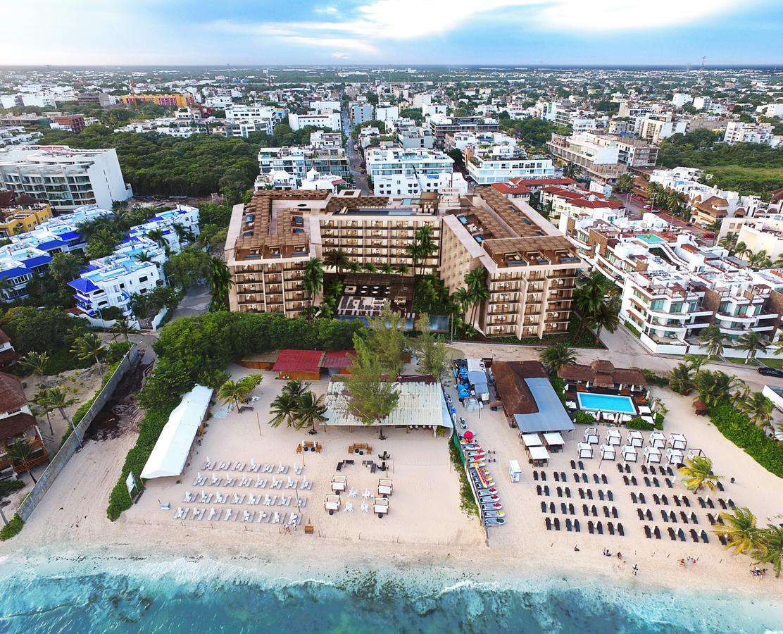 Foto Departamento en Venta en  Playa del Carmen,  Solidaridad  EMMA Y ELISSA INCREÍBLE CONDO BEACH FRONT | DEPARTAMENTO 1 REC | C. 40 | 2da planta