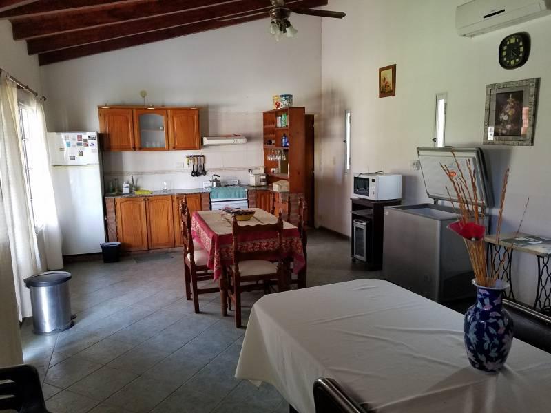 Foto Casa en Alquiler temporario en  Funes ,  Santa Fe  La Taba al 1900