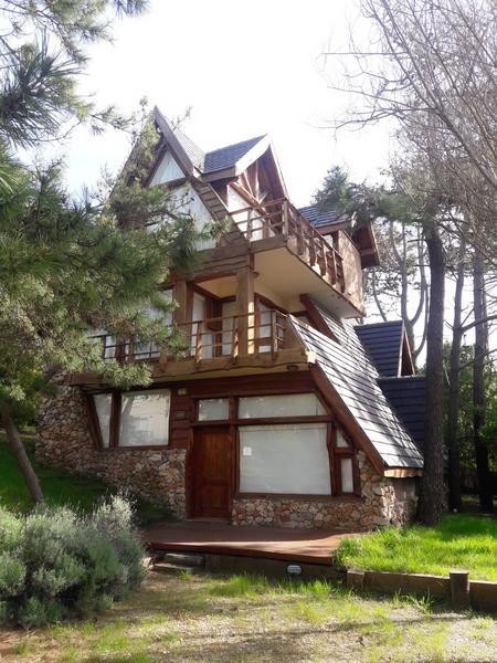 Foto Casa en Alquiler temporario en  Mar De Las Pampas ,  Costa Atlantica  Pampa Gold