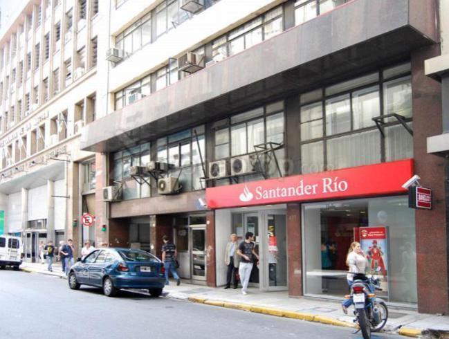 Foto Oficina en Alquiler en  Centro (Capital Federal) ,  Capital Federal  San Martín 439. piso 4°