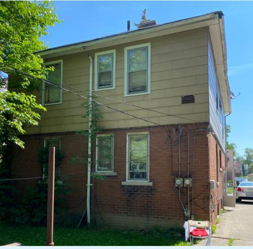 Foto Casa en Venta en  Detroit ,  Michigan  15103 Strathmoor, Detroit MI 48227