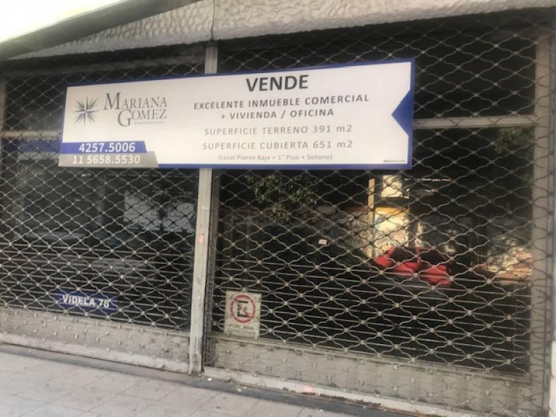 Foto Local en Venta en  Quilmes,  Quilmes  Videla 70