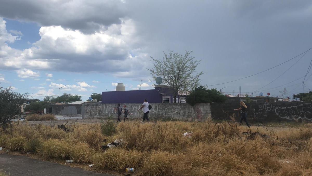Foto Terreno en Venta en  Gral. Zuazua ,  Nuevo León  Terreno en venta Renacimiento Real de Palmas, Zuazua