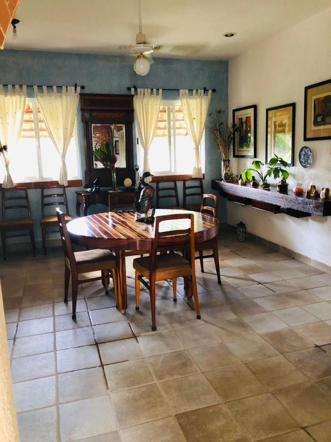 Foto Casa en Renta en  Temozon Norte,  Mérida  Casa de estilo campestre mexicano de una planta con 4 habs. y gran jardín en Temozón Norte.