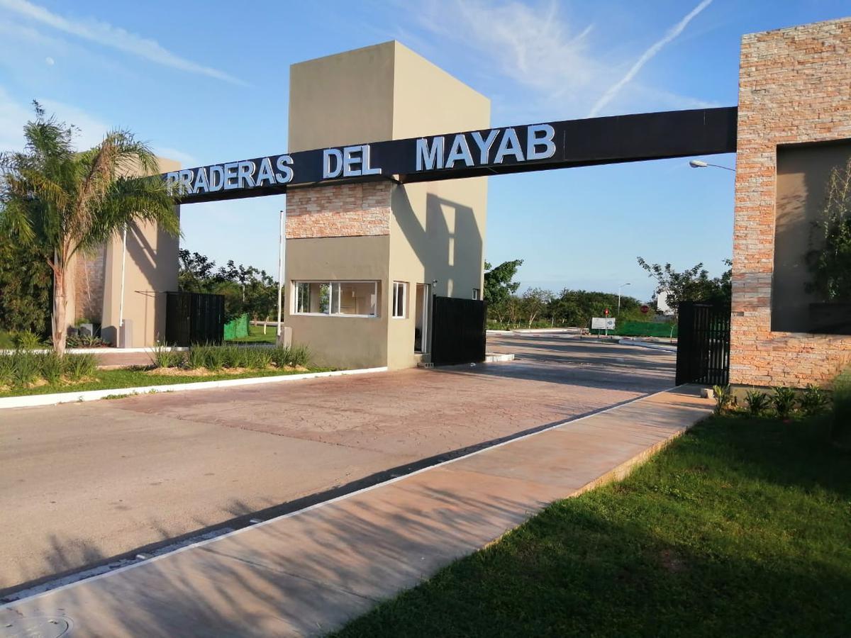 Foto Terreno en Venta en  San Diego Cutz,  Conkal  Lotes residenciales urbanizados, Praderas del Mayab ¡Entrega inmediata!