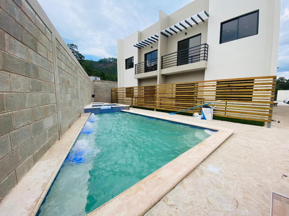 Foto Departamento en Venta en  Tatumbla ,  Francisco Morazán  Modernos Condominios a la venta, Tatumbla