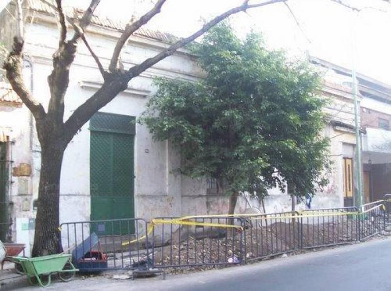Foto Terreno en Venta en  Saavedra ,  Capital Federal  Zapiola al 4400