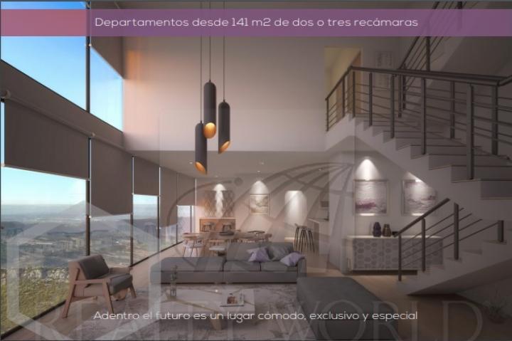 Foto Departamento en Venta en  Las Jaras,  Metepec  Preventa  de Departamento en Las Moradas Metepec