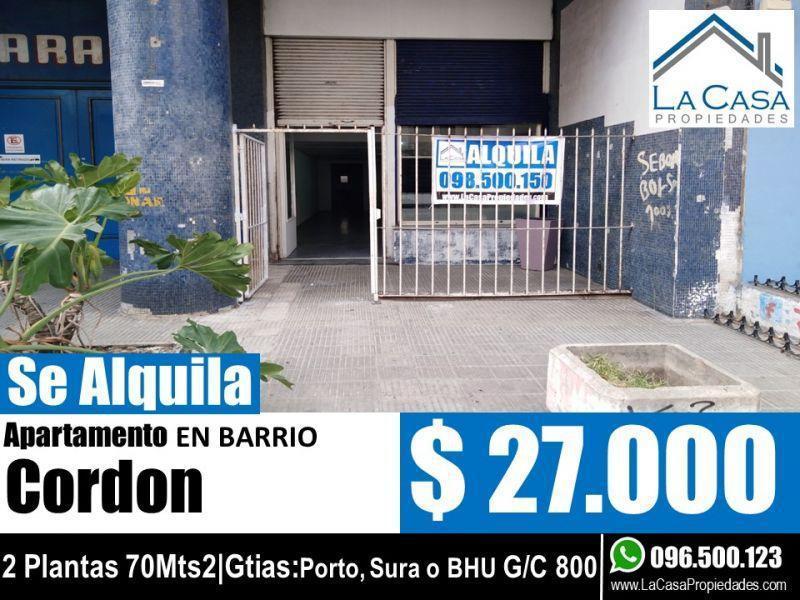 Foto Local en Alquiler en  Centro,  Montevideo  VAZQUEZ 1300