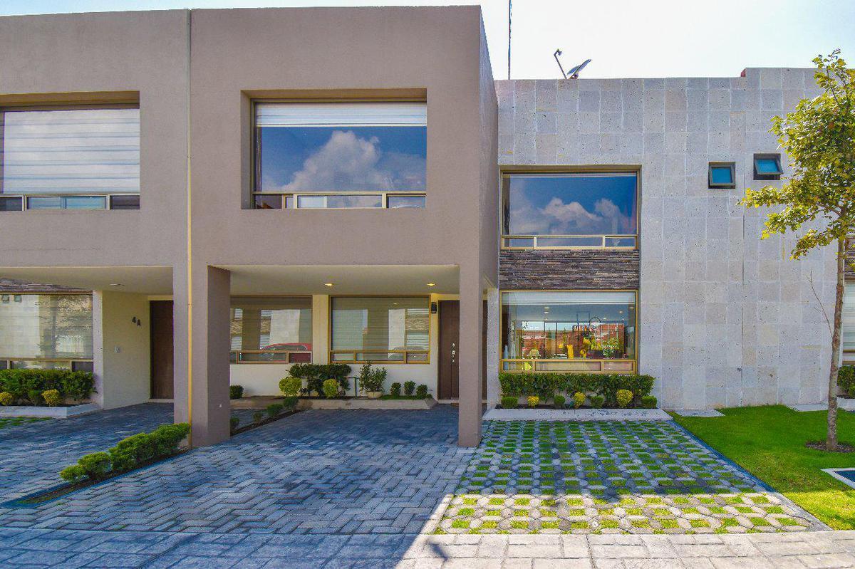 Foto Casa en condominio en Venta en  Calimaya ,  Edo. de México  Bosques De las Fuentes Calimaya